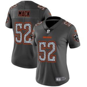 Women Chicago Bears Khalil Mack Jersey